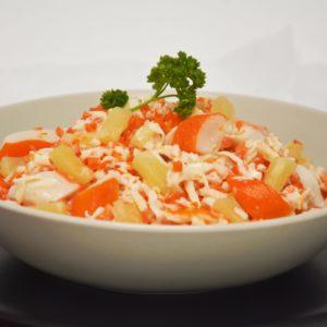 Duo Ananas carotte surimi 1.5kg