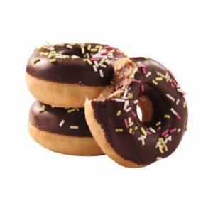 Mini donut choconut 112 x 24g