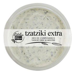 Tzatziki concombres 175g - Carton de 6 pots