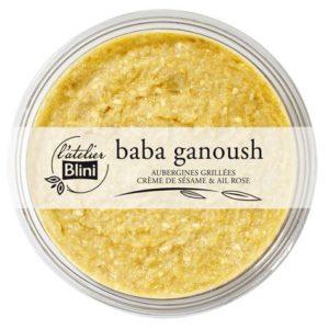 Baba Ganoush 165g - Carton de 6 pots