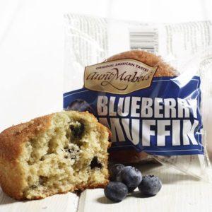 Muffin myrtille - 16 pièces de 102g