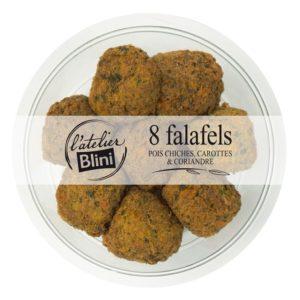 Falafels 125g - Carton de 6 pots