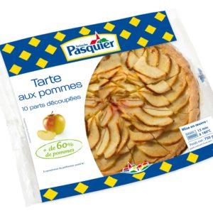 Tarte aux pommes pré-découpée- 10 x 750g