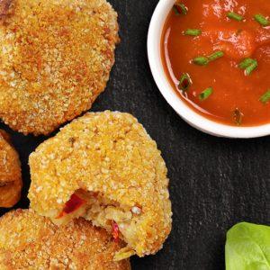 Nuggets de Pois Chiches BIO  - 150x20g