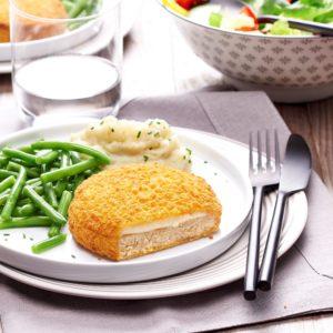 Croq'Veggie fromage - 50 pièces de 100g