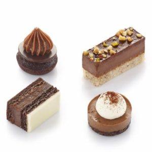 Passion chocolat - plateau de 48 pièces