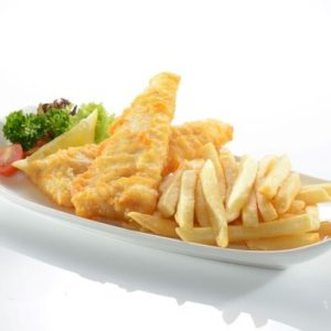 Filet de Colin d'Alaska Fish & Chips MSC