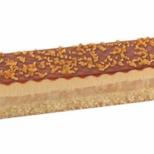 Bande Poire Caramel 6x 700g, 8 à 10 parts