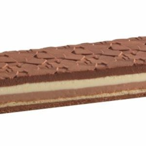 Bande 3 chocolats 6x 800g, 8 à 10 parts