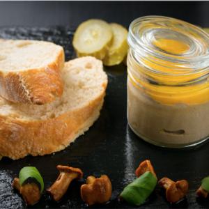 Foie gras & Charcuteries