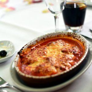 Lasagne Fraiche